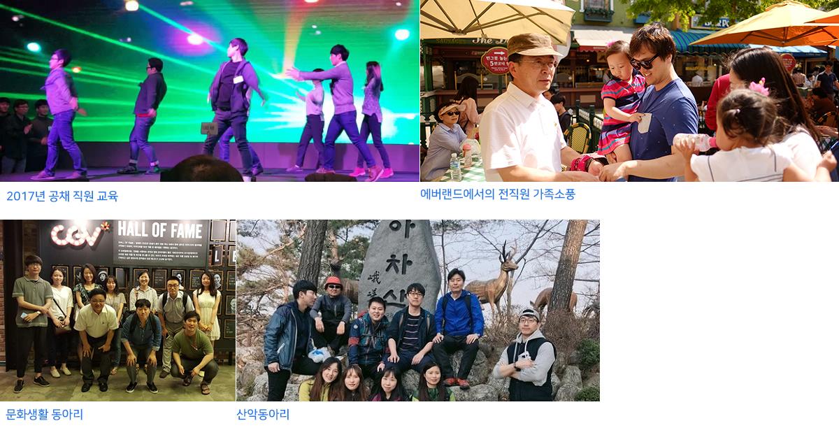 뱅크웨어글로벌 직원문화